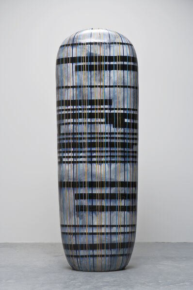 Jun Kaneko, ' Untitled, [Dango]', 2006