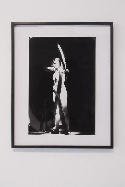 Ulrike Rosenbach, 'Glauben Sie nicht, dass ich eine Amazone bin', 1975
