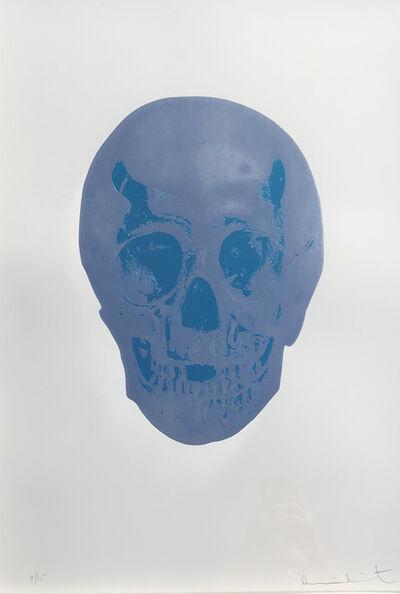 Damien Hirst, 'The Dead (Silver Gloss/Topaz Skull)', 2009