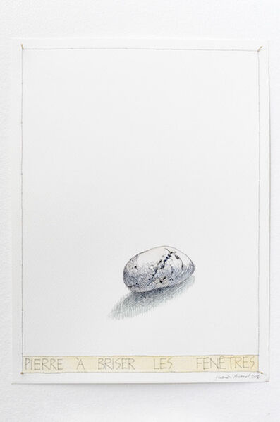 Nikita Alexeev, 'Stones (1)', 2016