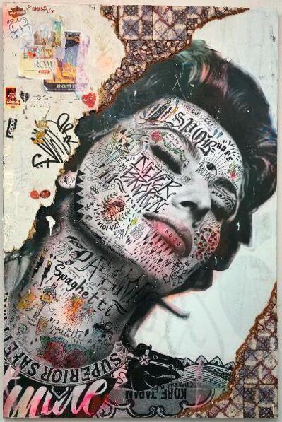 Stikki Peaches, 'La Romagnola, Sophia Loren', 2019