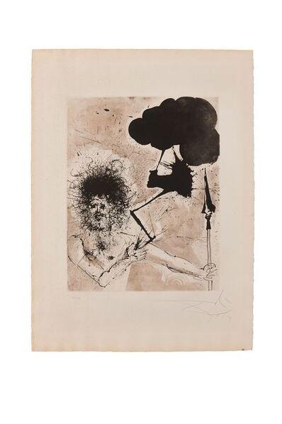 Salvador Dalí, 'Zeus', 1964