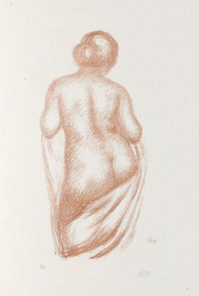 Aristide Maillol, 'Maîtres et petits maîtres d'aujourd'hui. Aristide Maillol, Sculpteur et Lithographe. ', 1927
