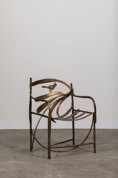 Claude Lalanne, 'Fauteuil Williamsburg', 1985