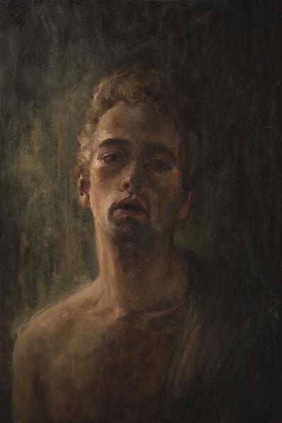 Jesse Nickell, 'Self Portrait with Wound', 2018