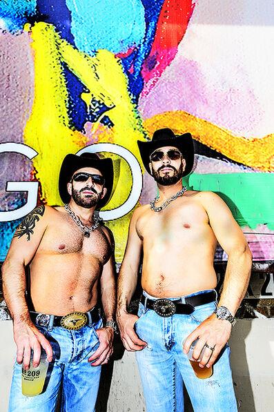 Mitchell Funk, 'Folsom Street Fair, BDSM Leather Event #42', 2015