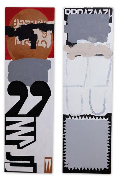 Nikolaus Dolman, '99 (Lean-to 1&2)', 2018