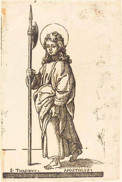 Jacques Stella, 'Saint Jude (Thaddeus)'