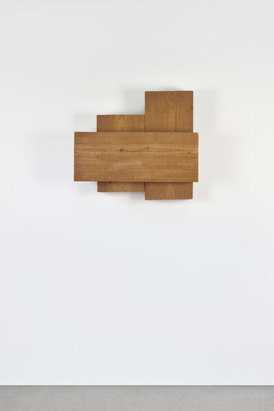 Richard Nonas, 'Crude Thinking 9', 2005 -2007