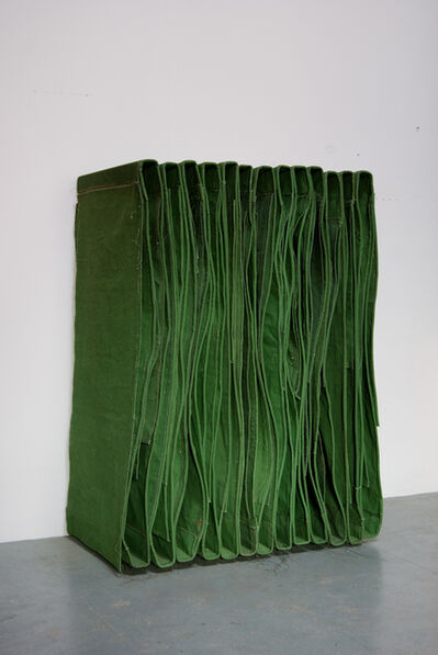 Simon Callery, 'Foot-Neck Wallspine', 2012-2013