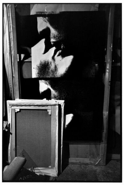 Ugo Mulas, 'Andy Warhol, The Kiss, New York', 1964-2014