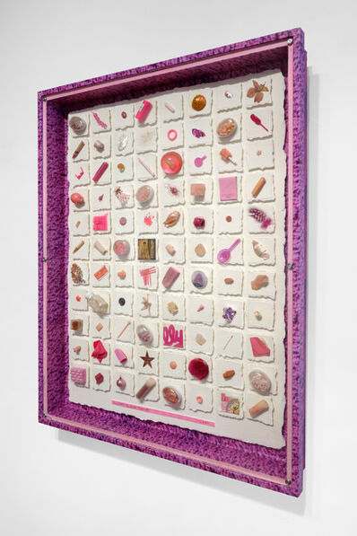 Barton Lidice Benes, 'Untitled (Pink) Museum', 2004