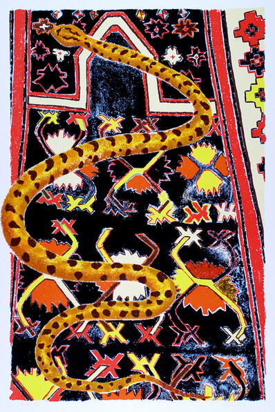 Susan Crile, 'Racer', 1991