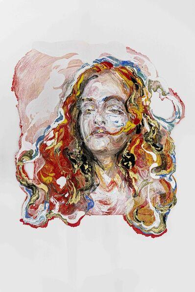 Natalie Frank, 'Woman, Hair Eater VIII', 2019
