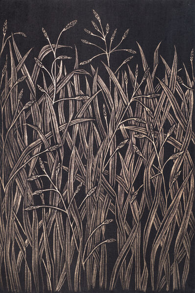 Margot Glass, 'Small Grasses #3', 2020