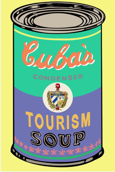 Nelson De La Nuez, 'Nelson De La Nuez, Soup of the Day: Cuban Tourism', 2017