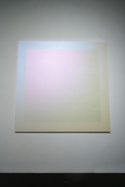 Shingo Francis, 'Four Sides Equal (cerulean to violet)', 2020