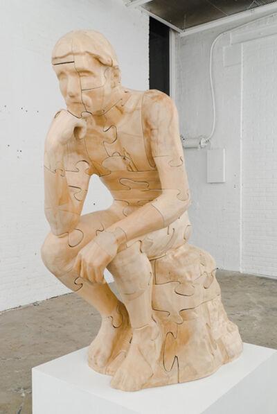 Matt Johnson, 'Puzzleman', 2008