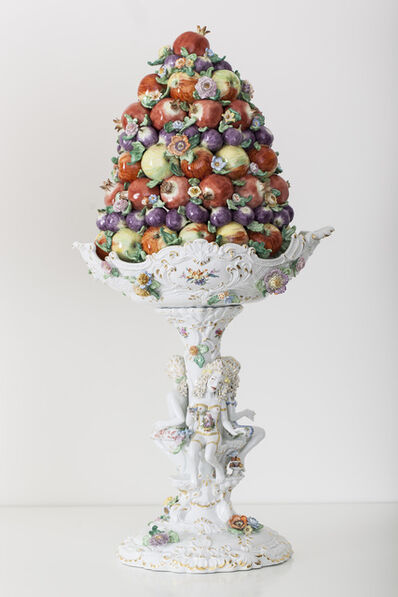 Chris Antemann, 'Fruit Pyramid II [CourtesyMEISSEN COUTURE®Art Collection]', 2014