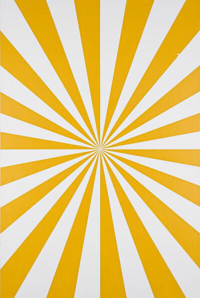 Mustafa Hulusi, 'Expander (M) (yellow)', 2012