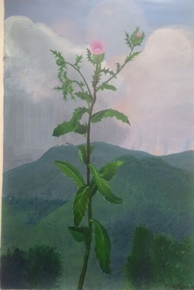 Patrick Kirwin, 'Song of the Thistle ', 1992