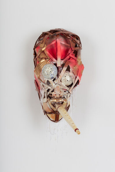 Lavar Munroe, 'Small Solider War Mask: Field-Marshal', 2018