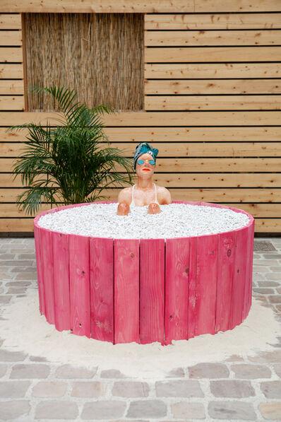 Agathe Brahami-Ferron, 'Bath (1)', 2019