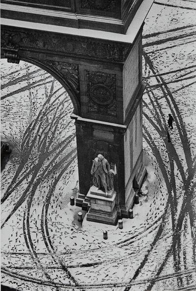 André Kertész, 'Washington Square', 1966