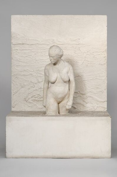 George Segal, 'Woman coming out of the Ocean', 1970