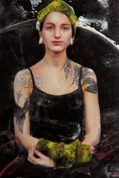 Lita Cabellut, 'Disturbance 23', 2015