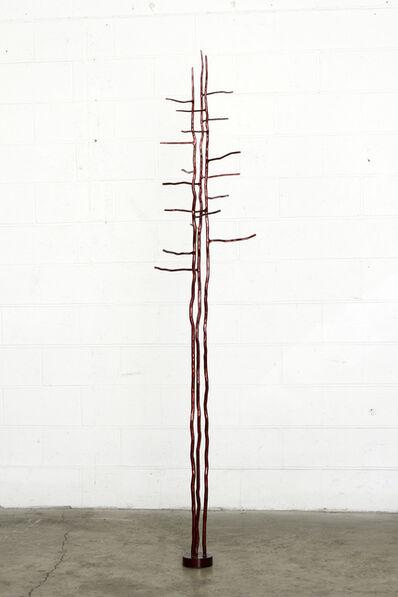 Shayne Dark, 'Triad - Red', 2012
