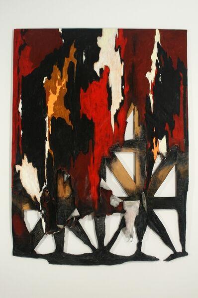 Valerie Hegarty, 'Still Burning', 2007