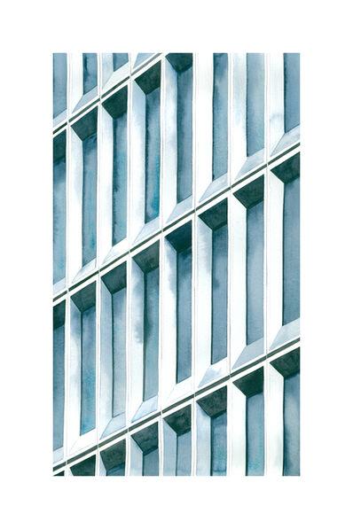 Amy Park, 'Blue Light, NYC', 2017