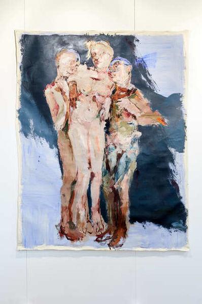 Luca Sára Rózsa, 'Piéta (hommage á boris mikhailov)', 2017