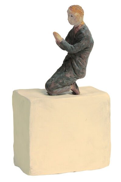Pino Deodato, 'La santa scultura', 2009