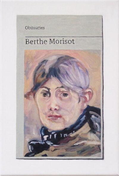 Hugh Mendes, 'Obituary: Berthe Morisot ', 2019