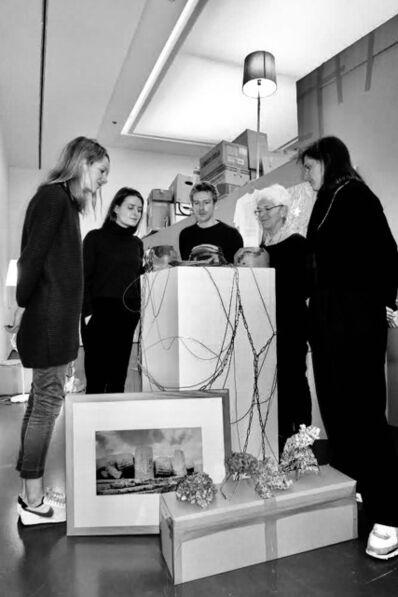 Josef Strau, 'The New Stellina of Duesseldorf', 2020