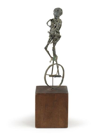 Richard Hunt, 'Unicycle.', circa 1956
