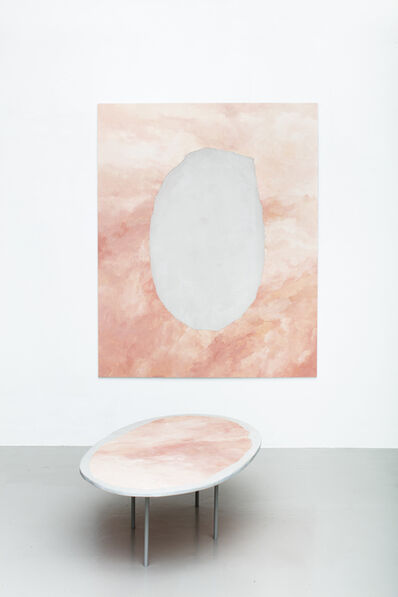 Päivi Takala, 'Renovation (sky)', 2018