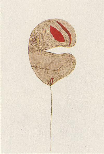 Josep Guinovart, 'Fulles 6', 1985