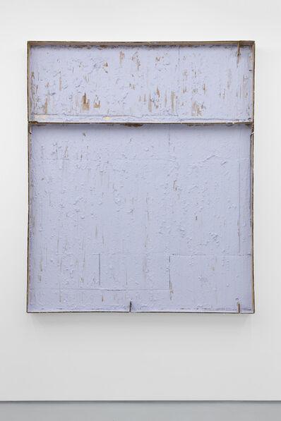 Carlos Bunga, 'Construcción pictórica (violeta)', 2017
