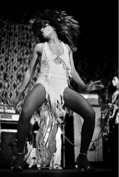 Lynn Goldsmith, 'Tina Turner Dancing', 1976