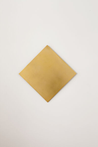 Ann Veronica Janssens, 'Concordant Golden Square 45° turned'