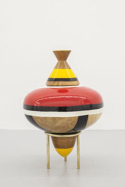 Henrik Vibskov, 'Wooden Spinners 20', 2016