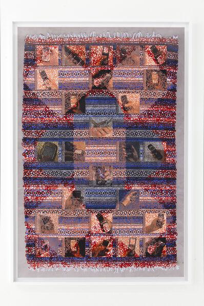 Nicolas Lobo, 'Ethnographic Sound Blanket', 2010