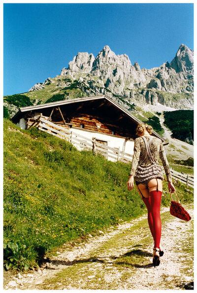 Ellen von Unwerth, 'Heidi, Kitzbühel', 2003