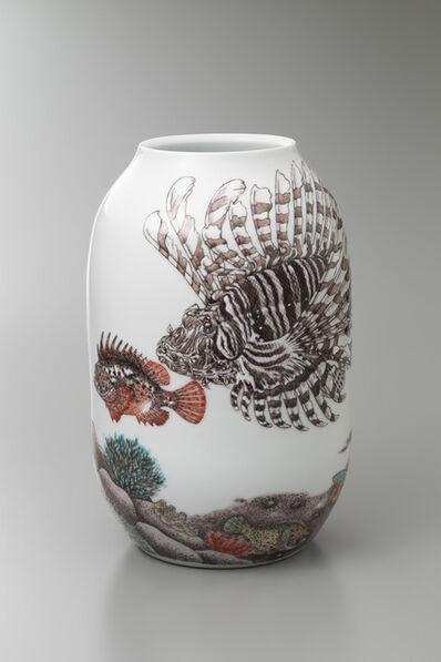 Obata Yuji, 'Sea Creatures: Lionfish', 2017