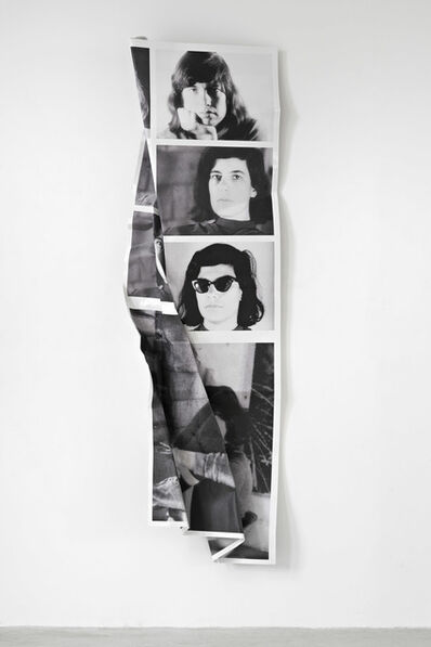 Olaf Metzel, 'Susan Sontag (2)', 2019