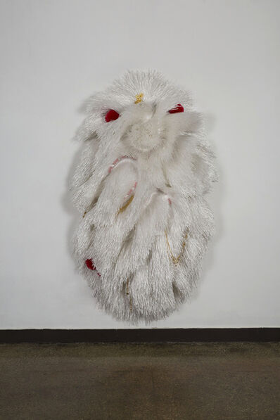 Haegue Yang, 'The Intermediate – Frosty Lion Shield Dance', 2019