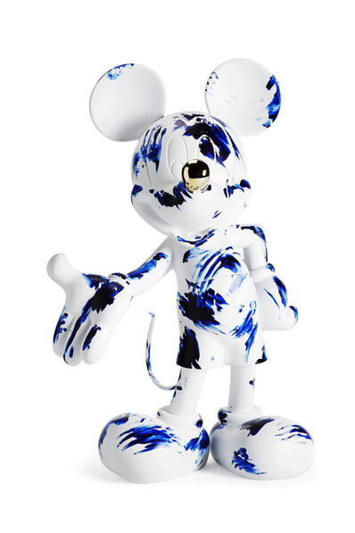 Marcel Wanders, 'ONE MINUTE MICKEY', 2018